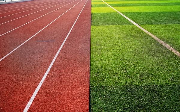 跑道人造草坪