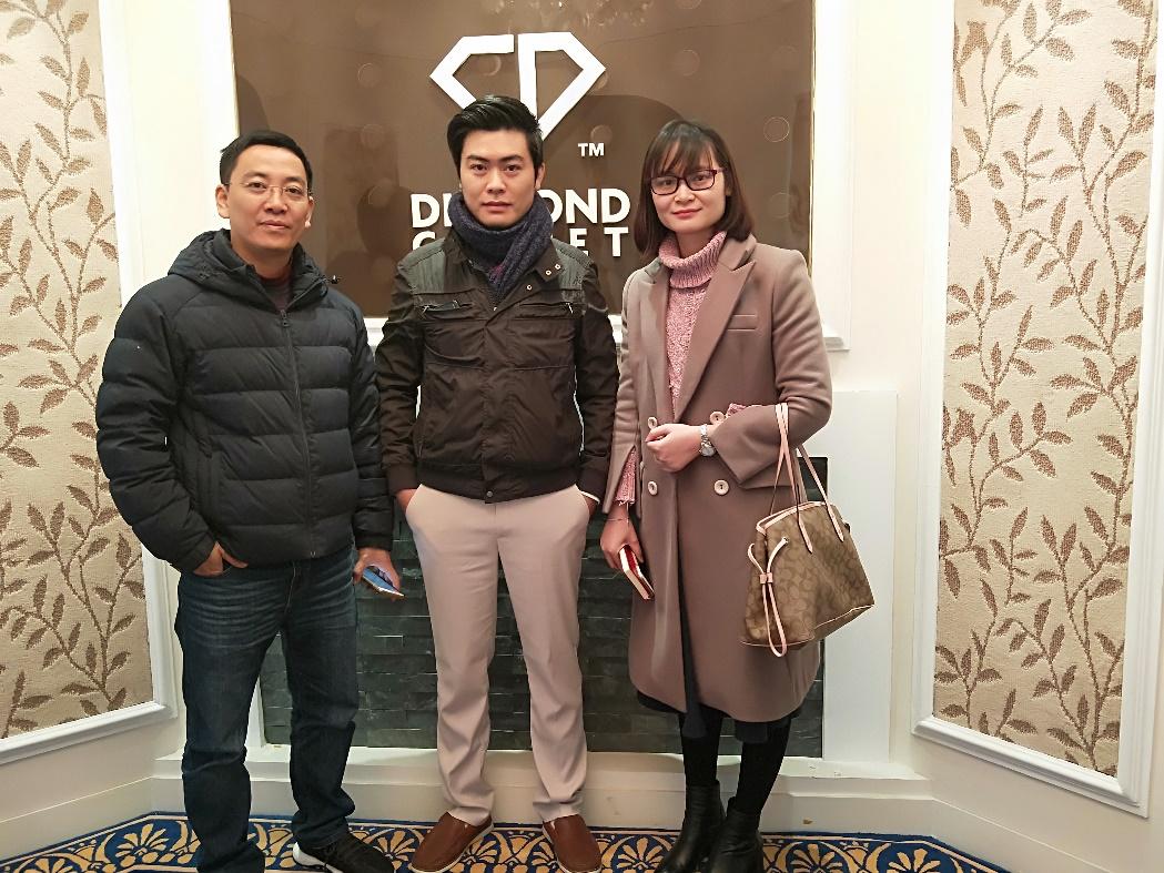 钻石亚博vip 越南客户验厂