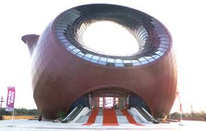 钻石地毯经典案例-无锡万达文化旅游城