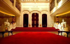 钻石地毯经典案例--2015世界佛教论坛