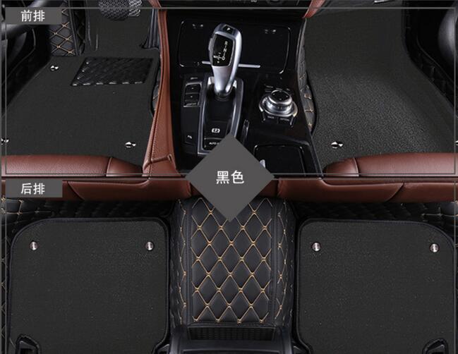 钻石地毯--汽车脚垫的优点