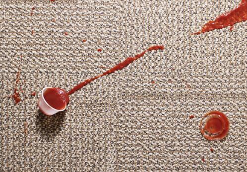 方块地毯应当如何清理保养?