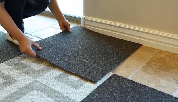 钻石地毯--方块地毯受潮怎么办?