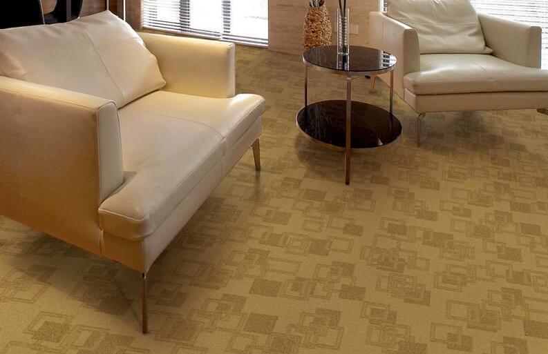 钻石地毯--安装地毯需要多长时间?