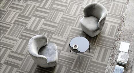 钻石地毯--拼块地毯办公室地毯的选择