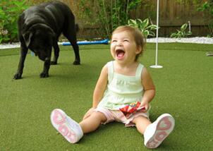 钻石地毯--为什么现在合成草这么流行?