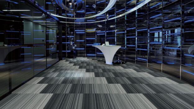 方块地毯可以减少医院的地面环境压力