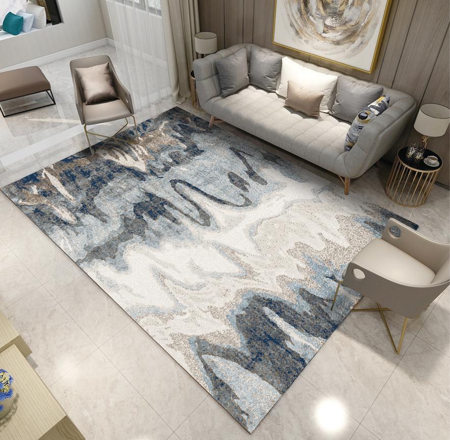 钻石地毯--家居地毯扮靓爱家有绝招!
