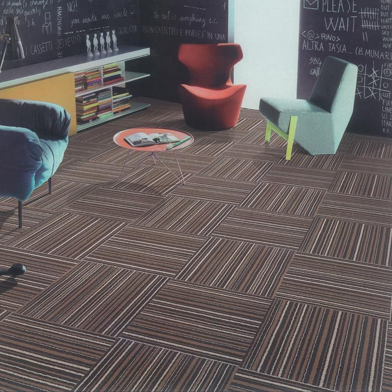 ZS84-系列-办公室丙纶方块地毯