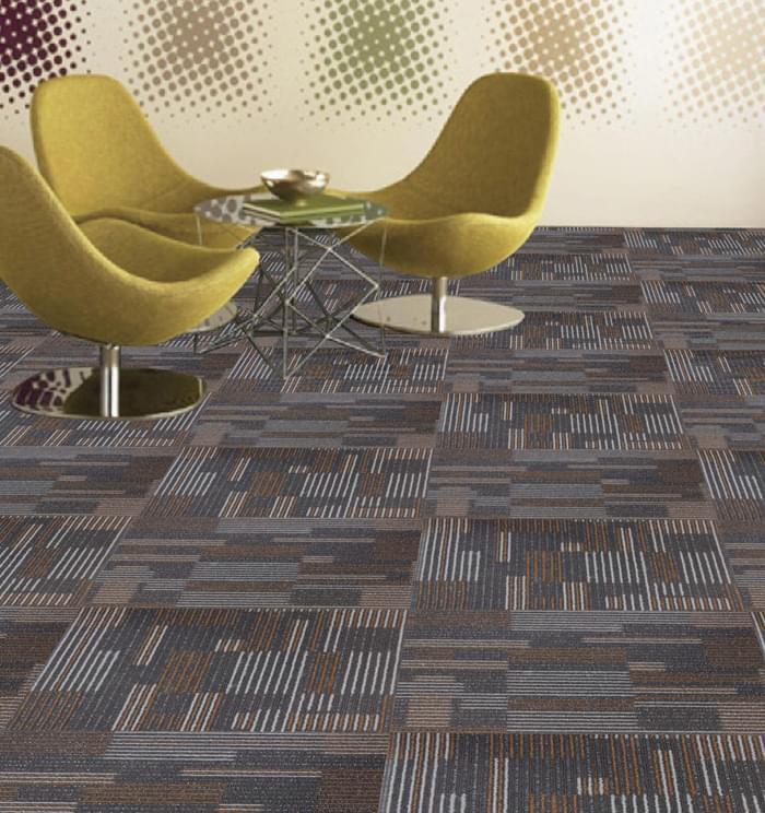 ZSBA50-系列-办公室丙纶方块地毯