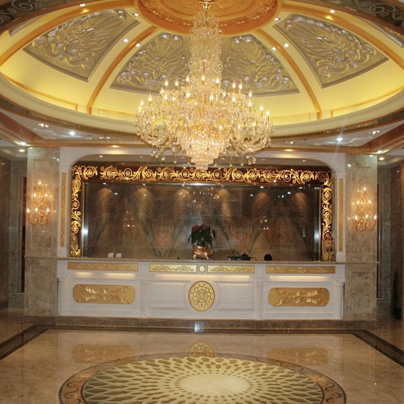 酒店大堂/展厅羊毛手工毯