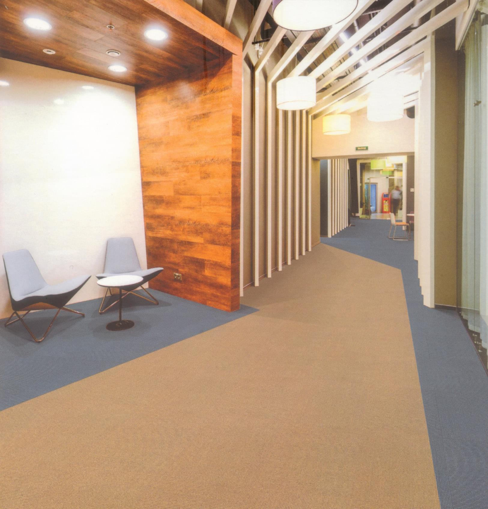 ZSBA8系列-办公室丙纶方块地毯