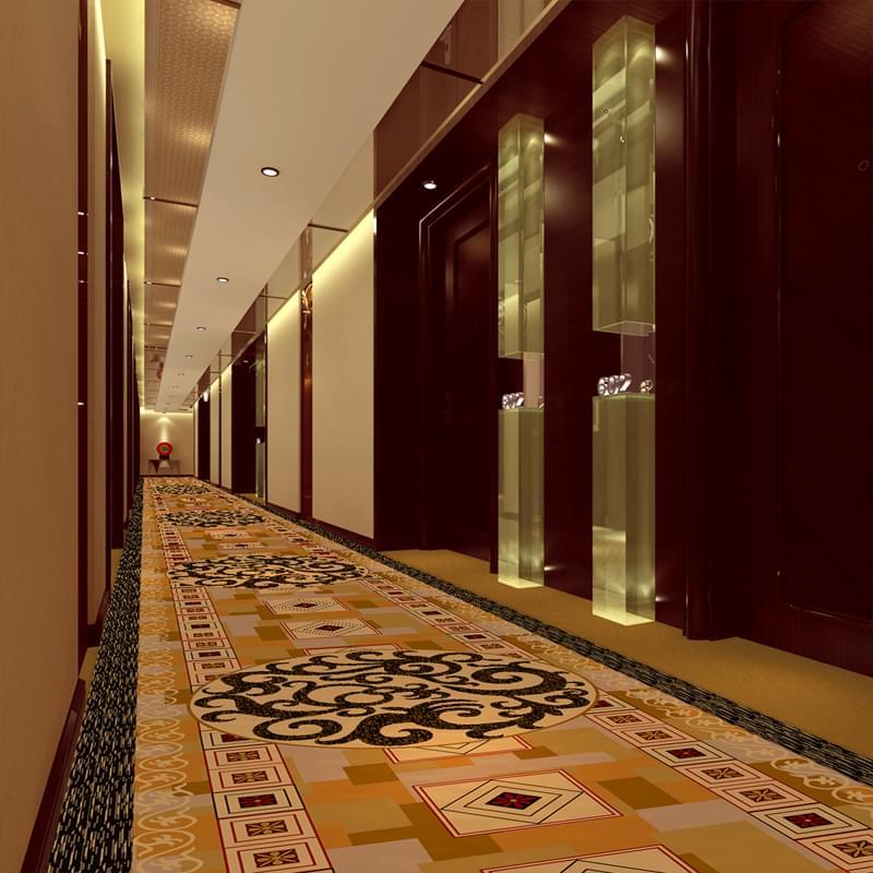 233516系列-走道/宴会厅尼龙印花毯