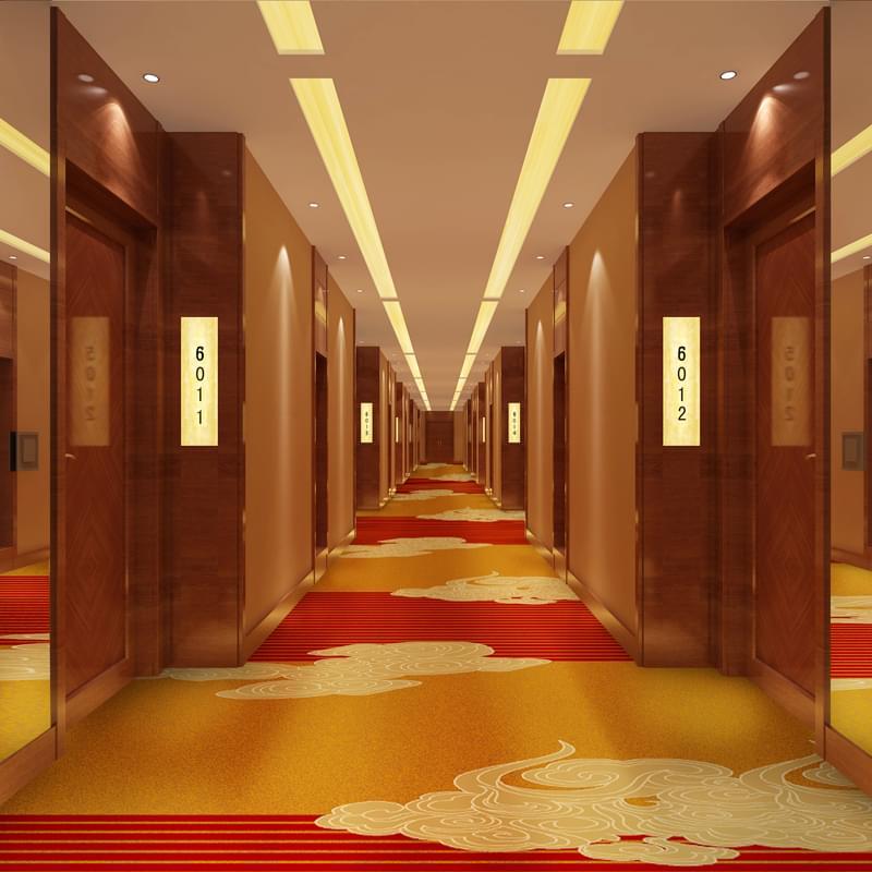 Y1505系列-走道/宴会厅尼龙印花毯