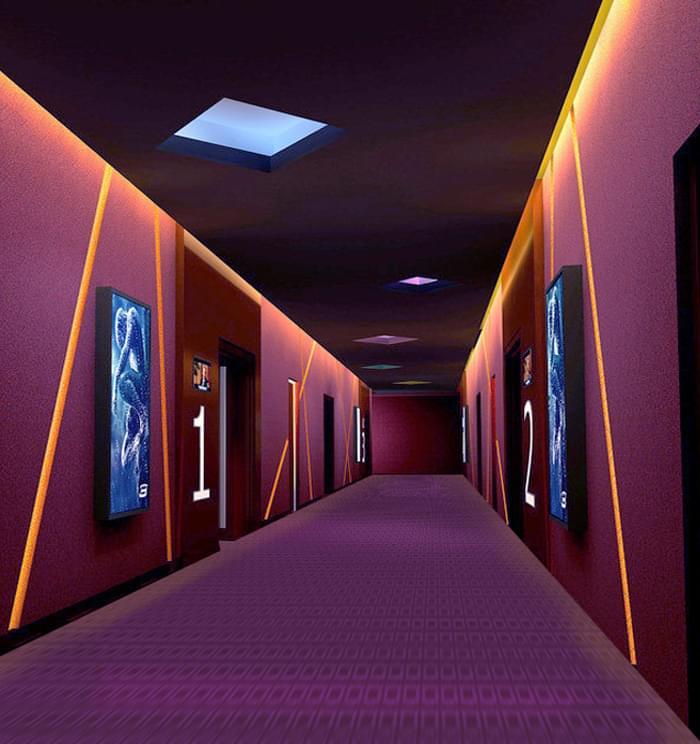 K2091N66系列-电影院/走道/宴会厅/KTV/会所尼龙地毯