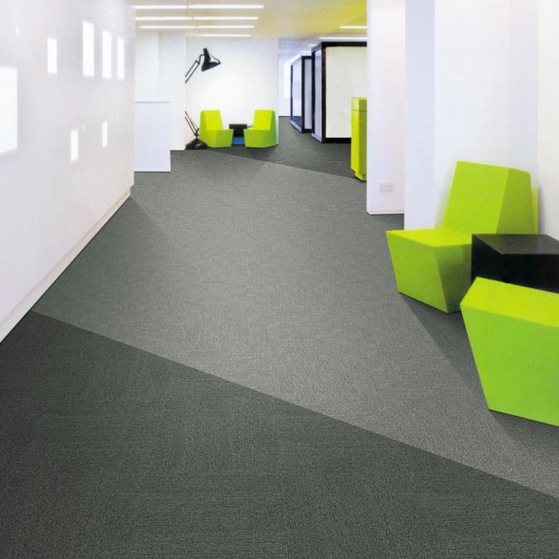 ZS81系列-办公室/走道/会议室丙纶方块地毯
