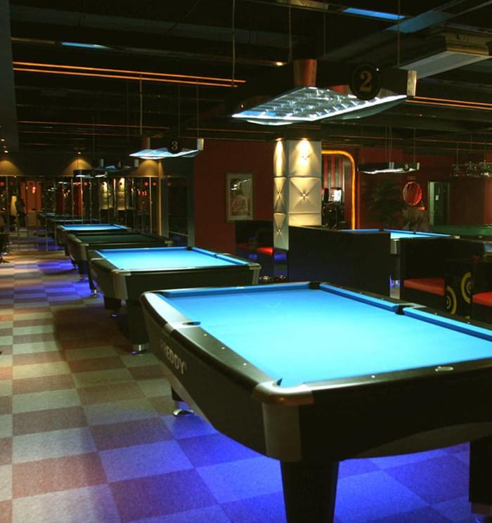 ZSBA1系列--台球厅丙纶方块地毯