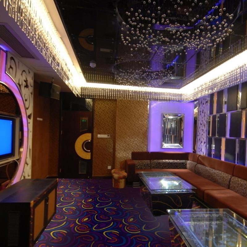 ZSG5190系列-KTV/会所/宴会厅/客房尼龙印花毯