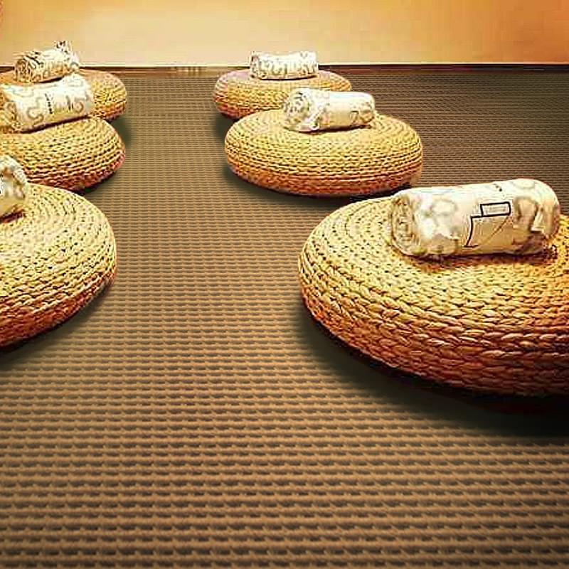 ZSWDC519-系列 禅室/会所/走道剑麻地毯