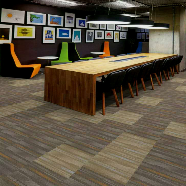 ZSFP7 系列-办公室丙纶方块地毯