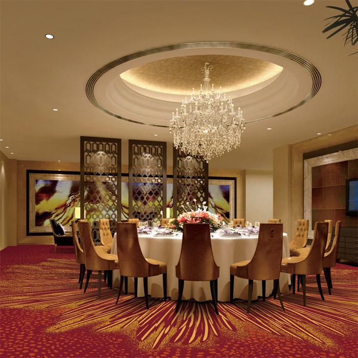 ZSY8262系列-餐厅/会议室/KTV/会所尼龙印花毯