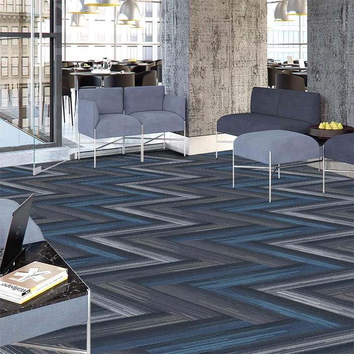 WZ-系列-办公室丙纶方块地毯