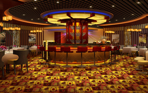 HDH0165-系列-KTV/会议室/客房/走道尼龙印花毯