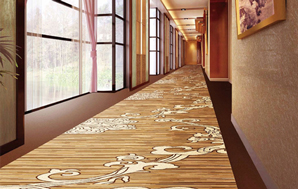 走道毯-走道/会议室/客房/KTV尼龙印花毯