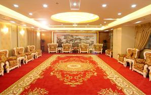 金玉满堂--会议室/宴会厅羊毛手工毯