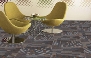 ZSBA50-系列-经济型办公室丙纶方块地毯