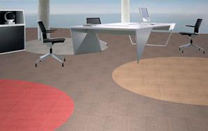 ZSPA3系列-办公室尼龙方块地毯