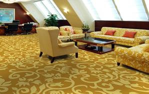 高档办公室/接待室/会议室/宴会厅腈纶手工毯