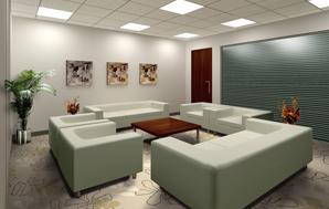 接待室/会议室/宴会厅腈纶手工毯