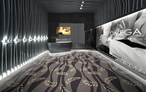 展厅/接待室/会议室/宴会厅腈纶手工毯